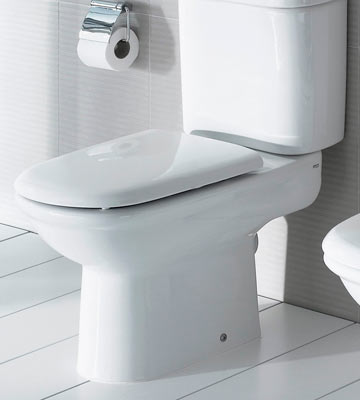 Review of ROCA SANITARIOS Giralda D-shaped Toilet Seat