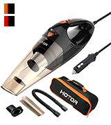 HOTOR UK000109BL Corded Car Vacuum Cleaner