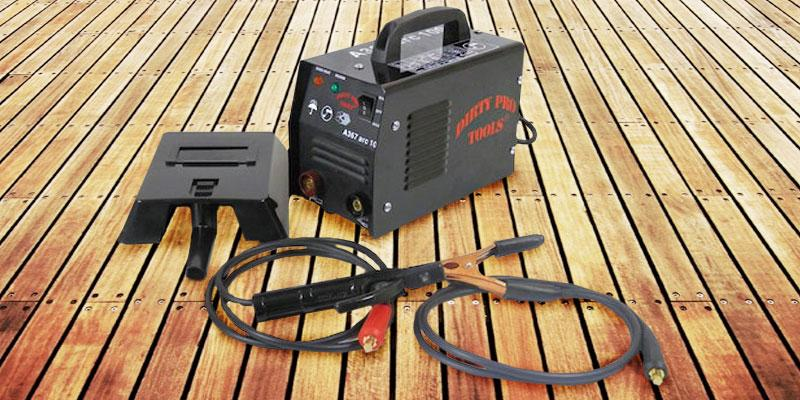 Review of Dirty Pro Tools Mig 100 Welder