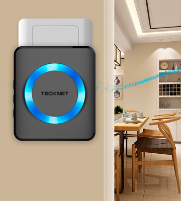 Review of TeckNet 70867 Wireless Doorbell