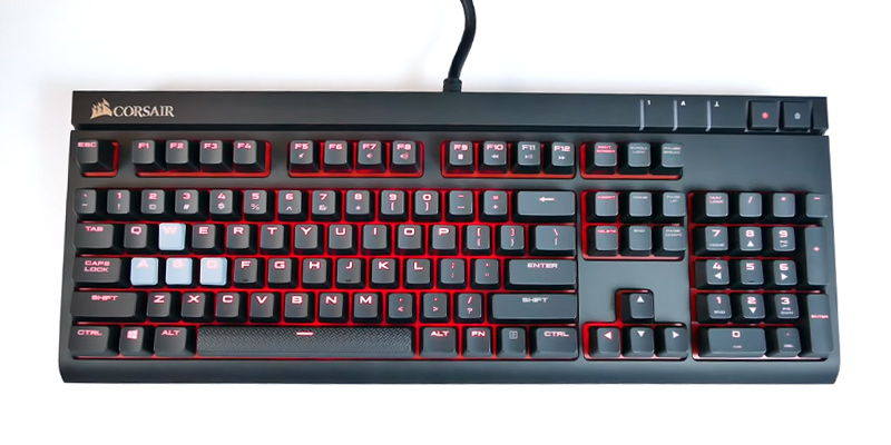 Review of Corsair CH-9000092-UK Mechanical Gaming Keyboard