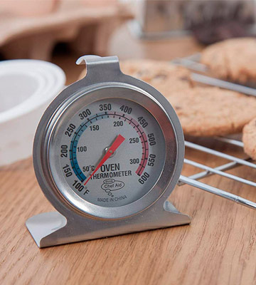 Review of Chef Aid 10E 00056 Oven Thermometer