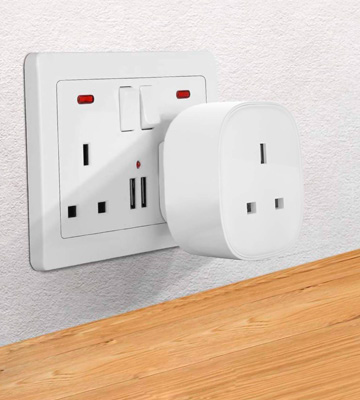 Review of Meross (4PACK) Smart Plug WiFi Socket Works with Amazon Alexa, Google Home [New Model]