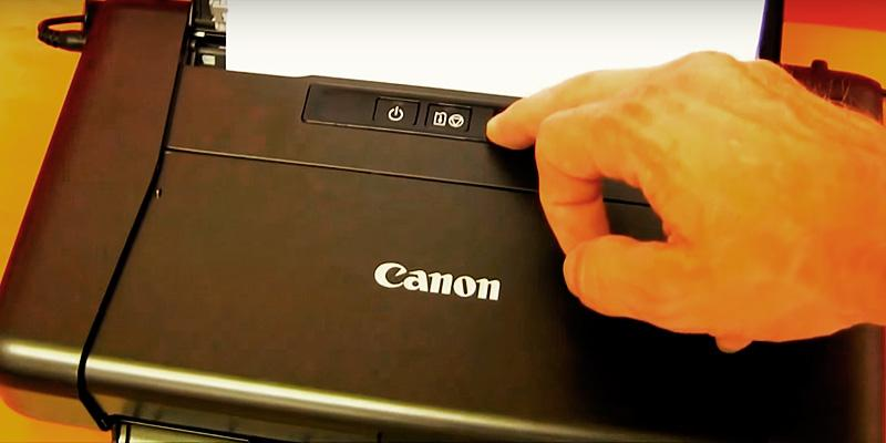 Review of Canon PIXMA iP110 Wireless Mobile Printer