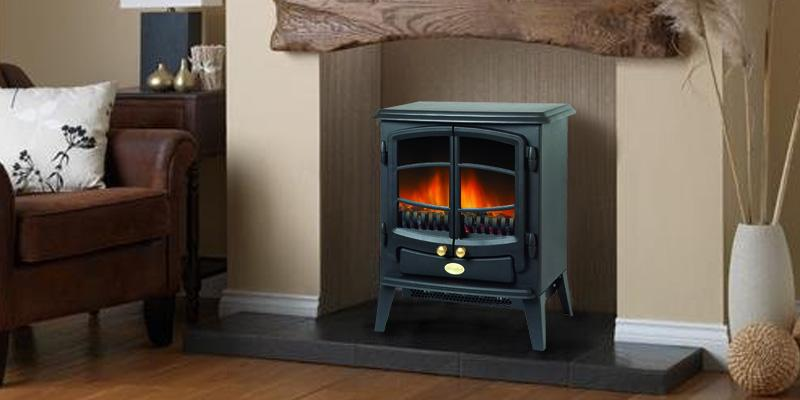Detailed review of Dimplex Tango Electric Stoves