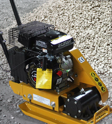 Review of SwitZer HS-50 Petrol Compactor Plate