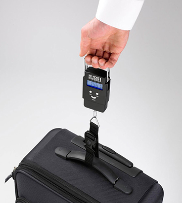 Review of No More Excess Luggage Scale Advanced Digital