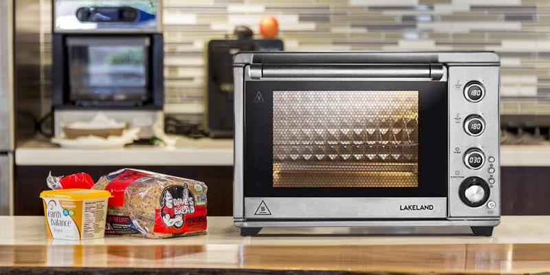 Review of Lakeland 61770 Digital Mini Oven with Rotisserie & Timer