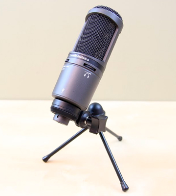 Review of Audio-Technica AT2020USB Plus