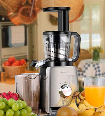 Review of Excelvan Professional Slow Juice Extractor
