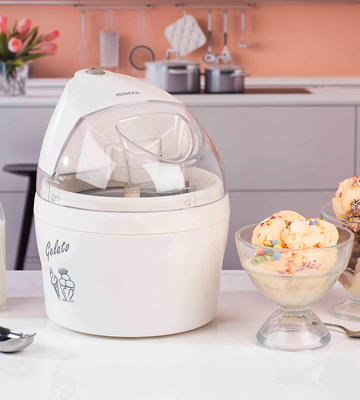 Review of Kenwood IM200 Electric Ice Cream Maker