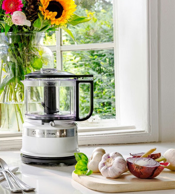 Review of KitchenAid 5KFC3516 Classic Mini Food Processor