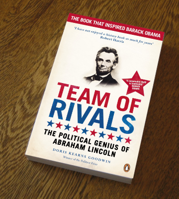 Review of Doris Kearns Goodwin Team of Rivals The Political Genius of Abraham Lincoln Paperback