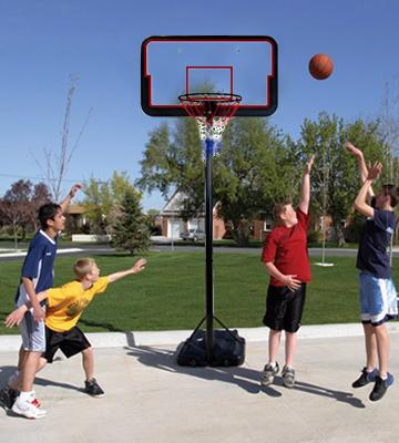 Review of Charles Bentley Portable Basketball System