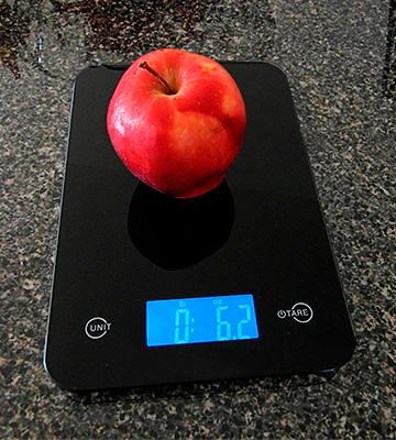 Review of Ozeri Touch ZK13 Professional Digital Kitchen Scale