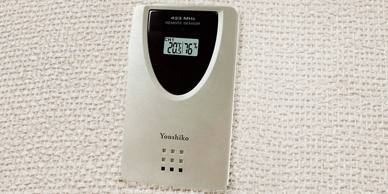 Detailed review of Youshiko YC9430 Wireless Colour Weather Station