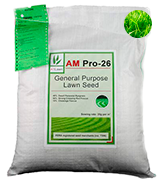 A1LAWN AM-PRO 26 Top Quality Lawn Grass Seed General Purpose