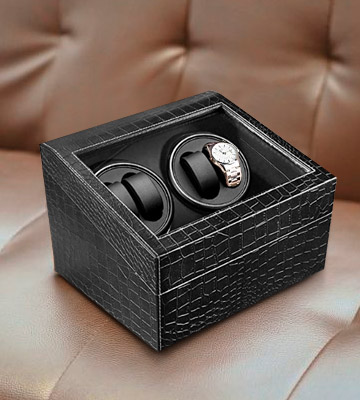 Review of HBselect Automatic Watch Winder Box with 4 Watch Winder Positions