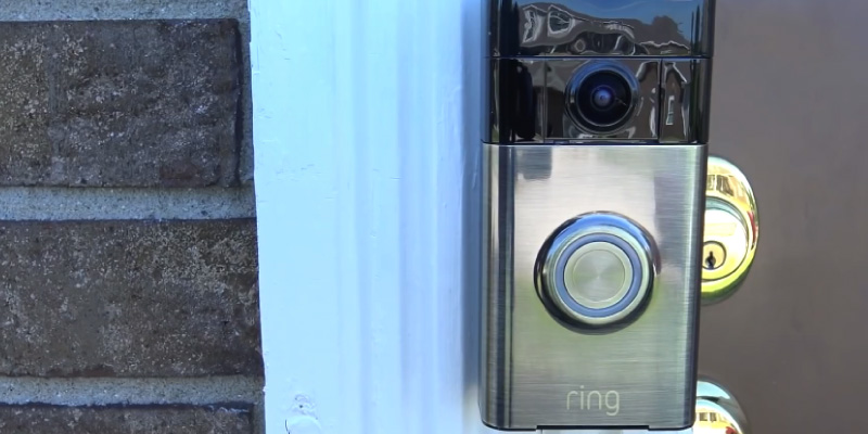 Review of Ring HD Video Doorbell with Alexa (Motion Detection, Two-Way Talk)