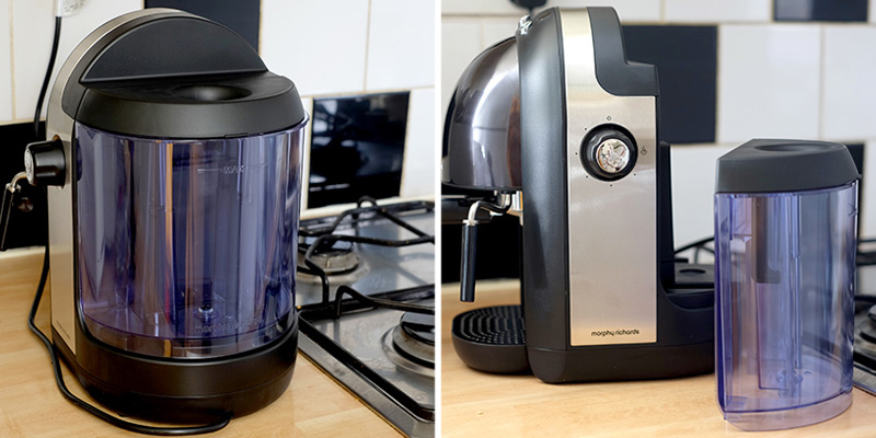 Detailed review of Morphy Richards 172004 Accents Espresso Coffee Maker