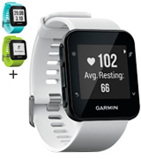 Garmin Forerunner 35 Running Watch with Wrist-Based Heart Rate and Workouts
