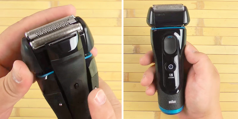 Review of Braun 5140s Series 5 Men's Electric Foil Shaver