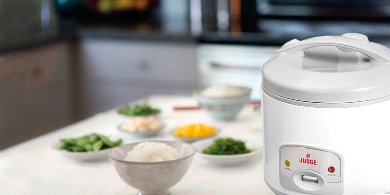 Review of Judge JEA10 Rice Cooker