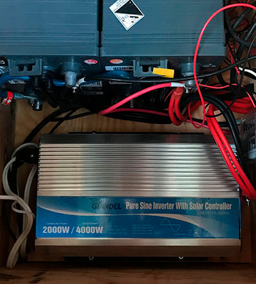 Review of Giandel 2000W Pure Sine Wave Power Inverter