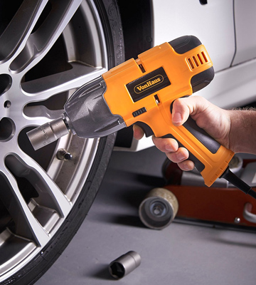 Review of VonHaus 15/297 Electric Impact Wrench Driver