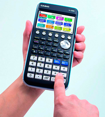 Review of Casio FX-CG50-S-UH Graphic Calculator