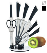 VonShef Professional Stainless Steel Knife Set
