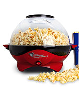 JM Posner Simply Entertaining Home Halogen Popcorn Maker