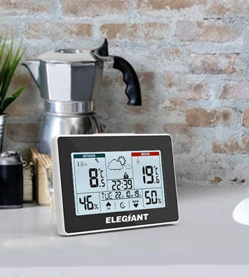Review of ELEGIANT (EOX-9906) Wireless Weather Station