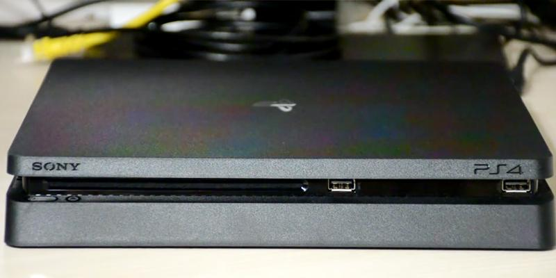 Review of Sony PlayStation 4 Slim