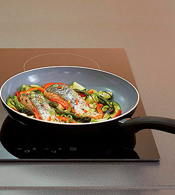 Review of KitchenCraft MCFPCER20 Ceramic Eco Frying Pan