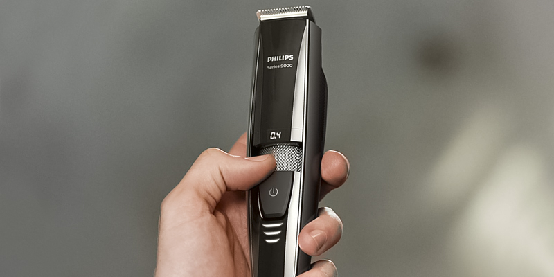 Review of Philips BT9299/13 Series 9000 Laser Guided Beard & Stubble Trimmer