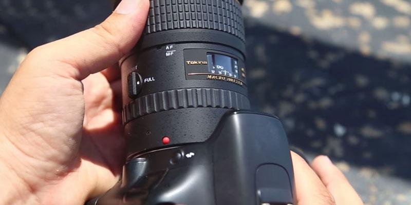 Review of Tokina AT-X 100mm f/2.8 PRO D Fixed Macro Lens