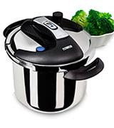 Tower T90103 One Touch Pressure Cooker, 6 Litre