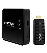 Nyrius ARIES Pro (NPCS600) Wireless HDMI Transmitter and Receiver To Stream HD 1080p 3D