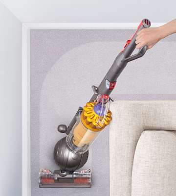 Review of Dyson DC40 Multi Floor Lightweight Ball Upright Vacuum Cleaner