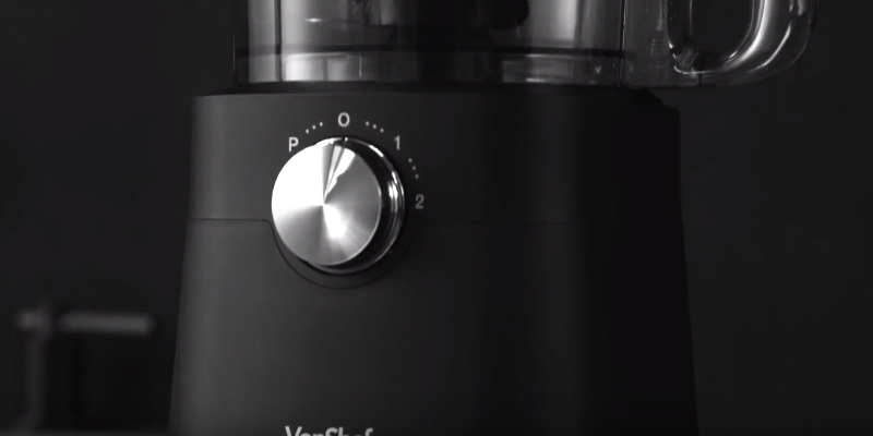 Review of VonShef 13/294 Food Processor, 750W