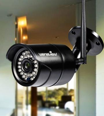 Review of Wansview Outdoor IP Security Bullet Camera