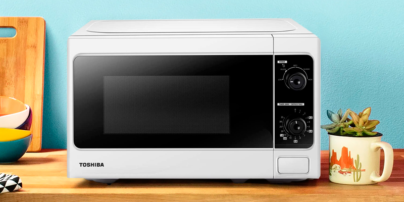 Review of Toshiba MM-MM20P Manual Microwave Oven