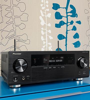 Review of Pioneer VSX-930-K Network AV Receiver