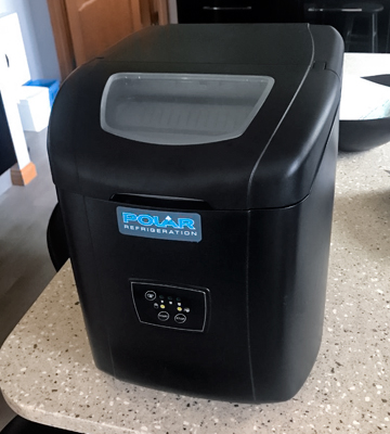 Review of Polar T315 Counter Top Ice Maker