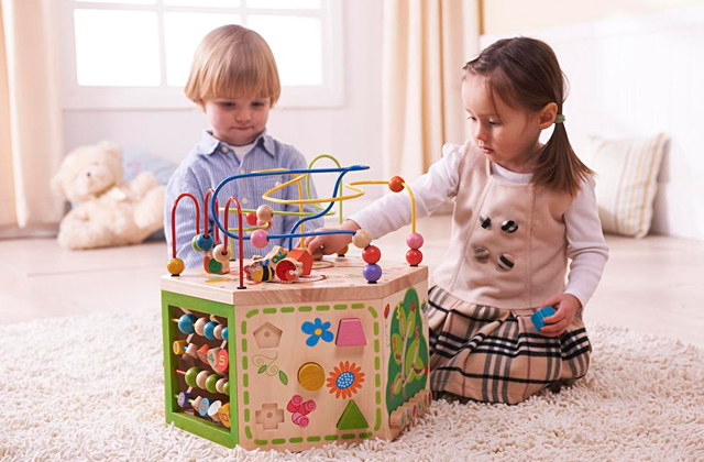 Best Activity Cubes for Children's Cognitive Development