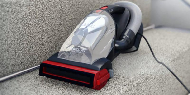 Detailed review of AEG RapidClean Stair and Car Handheld Vacuum Cleaner