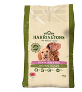HARRINGTONS The Natural Choice Dog Food Complete Lamb and Rice Dry Mix