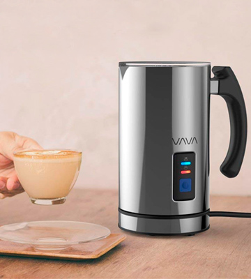 Review of VAVA VA-EB008 Milk Frother