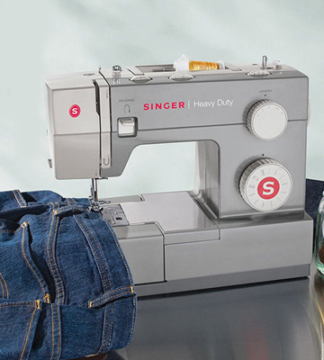 Review of SINGER 4411 Heavy Duty Sewing Machine